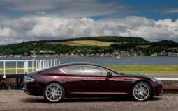 Aston Martin introduced the updated sedan Rapide S