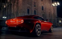 Atelier Carrozeria Touring revives Alfa Disco Volante