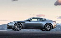 New Aston Martin DB11 replaces DB9
