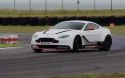 Uncompromising Aston Martin Vantage GT12 I