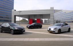 Updated hatchback Alfa Romeo Giulietta